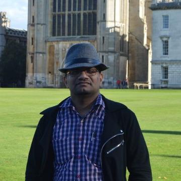 Ragesh Chemmad, 41, Abu Dhabi, United Arab Emirates