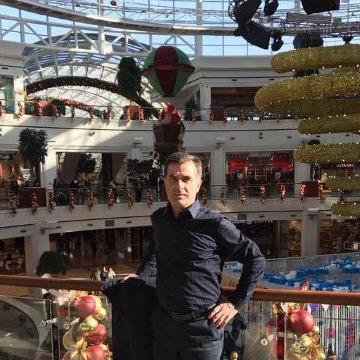 Malik, 50, Baku, Azerbaijan
