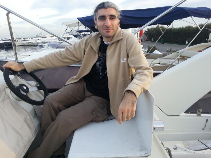 aytek, 39, Istanbul, Turkey