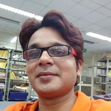 partha Mukherjee, 35, Calgary, Canada