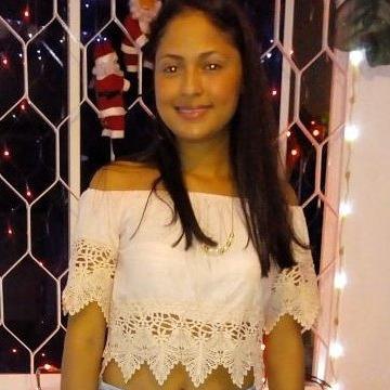 Paola Baquero, 22, Puerto Colombia, Colombia