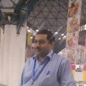 Dharmendra Rajan, 50, Lucknow, India