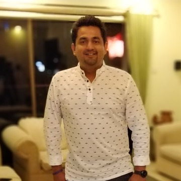 Sagar, 33, Mumbai, India