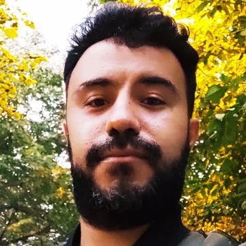 Aykut Yağcı, 32, Istanbul, Turkey