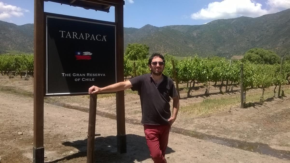 Pedro Tosh, 37, Santiago, Chile