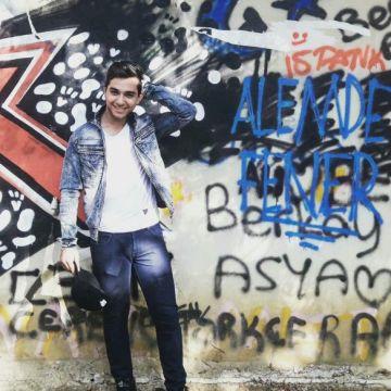Muhammet Çetinyol, 26, Istanbul, Turkey