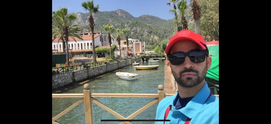 Yazeed, 35, Kuwait City, Kuwait
