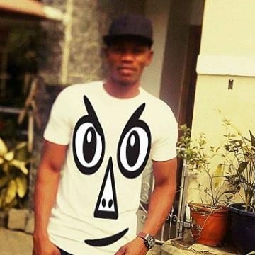 Ayomide Islola, 33, Lagos, Nigeria