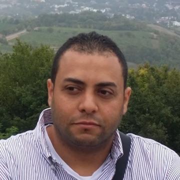 Muhammad Ezzat, 39, Doha, Qatar