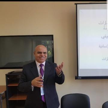 Ahmed Afify, 66, Al Ain, United Arab Emirates