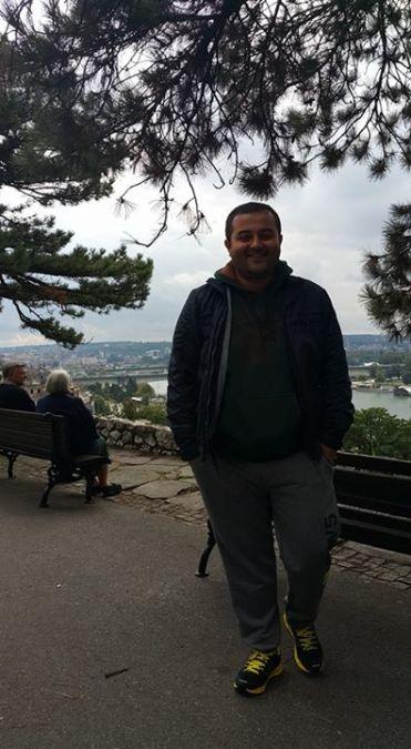 Hasan Gülşen, 39, Giresun, Turkey