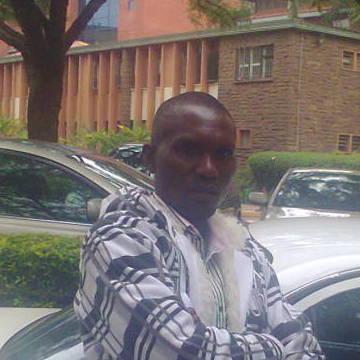 Douglas, 46, Nairobi, Kenya