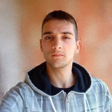 Azer Bahtanovic, 28, Sarajevo, Bosnia and Herzegovina