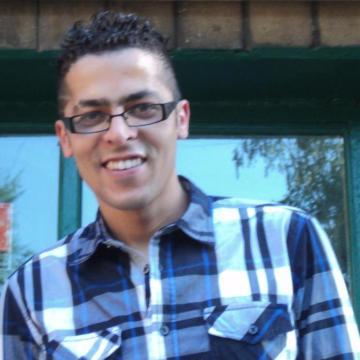 Ali Jebali, 33, Tunis, Tunisia