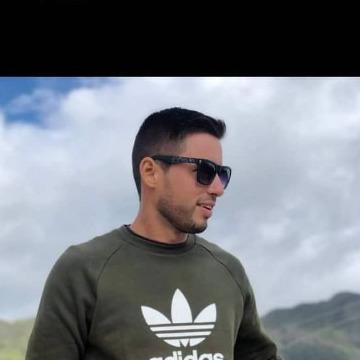 Brayan Zambrano Sánchez, 27, Merida, Venezuela