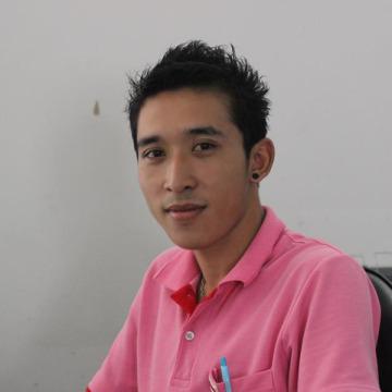 Aof Piyapong, 29, Bangkok, Thailand
