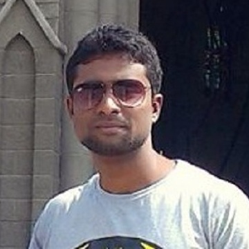 Bijoy Krishna Baishya, 30, Bangalore, India