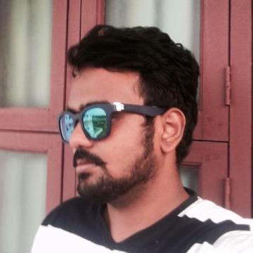 Shivesh Prabhagaran, 27, Chennai, India