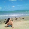 Aline Cristhia, 27, Fortaleza, Brazil