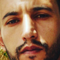 Aydin Sahin, 30, Istanbul, Turkey