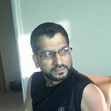 Muhammad Amjad, 41, Jeddah, Saudi Arabia