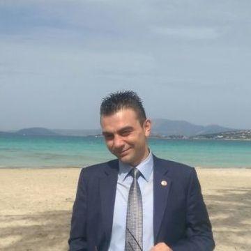 Talha, 35, Istanbul, Turkey
