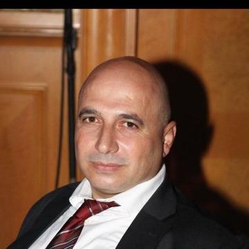 Hossein Kalifeh, 48, Astana, Kazakhstan