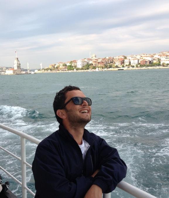 Kadir Can KABAOĞLU, 36, Istanbul, Turkey