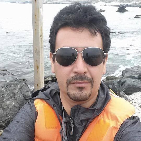 Cristian Hernandez, 44, Santiago, Chile