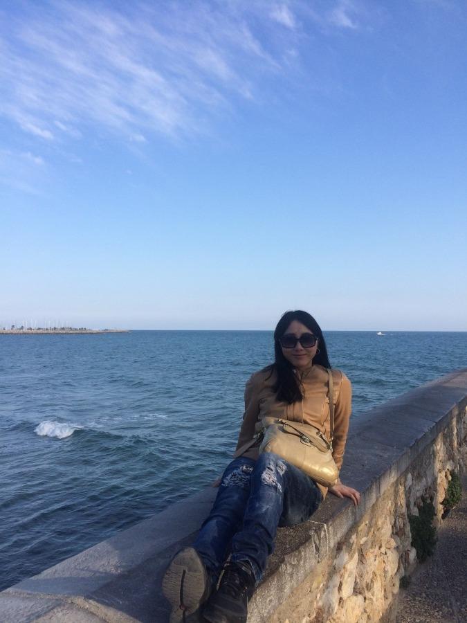 Sofia, 32, Barcelona, Spain