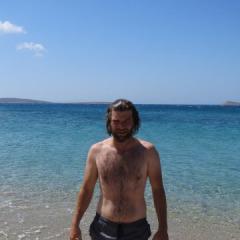 Christopher Choriatakis, 32, Athens, Greece