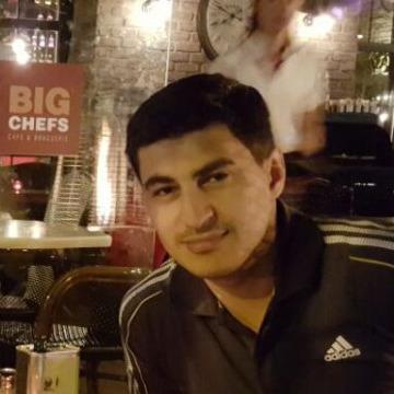 Johnny, 33, Baku, Azerbaijan