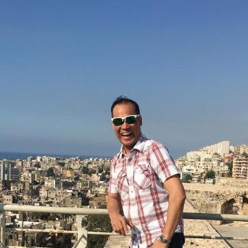 Charlie Cassem, 35, Doha, Qatar