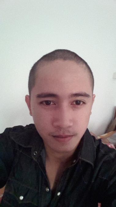 Ratapat Masame, 29, Khon Kaen, Thailand