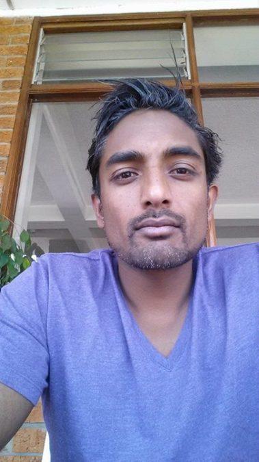 Darren Smithe, 36, Chicago, United States
