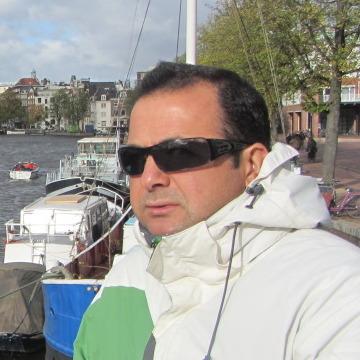 RAYMOND GİLLET, 43, Ankara, Turkey