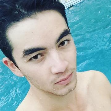 Beka Sharipov, 22, Bukhara, Uzbekistan
