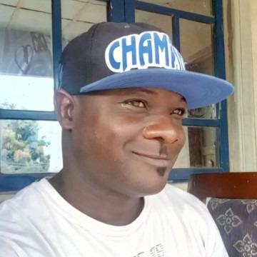Gbenga Amos, 42, Lagos, Nigeria