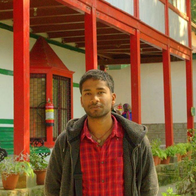 Adheesh Gupta, 29, New Delhi, India