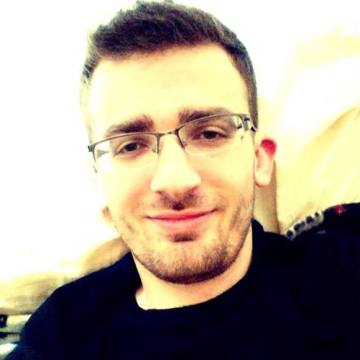 Yusuf Kaplan, 28, Istanbul, Turkey