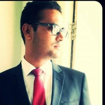 Dev Pandey, 32, Pune, India