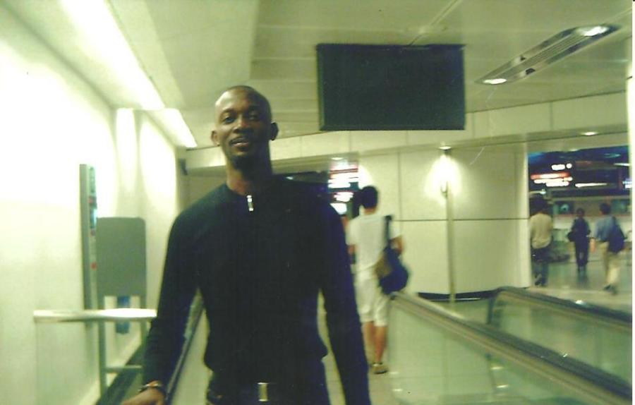 Lawson Kwen, 54, Lagos, Nigeria