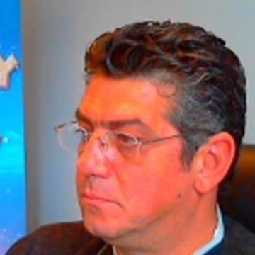 Nikolas Parousis, 57, Paros, Greece