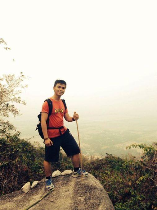 John Quach, 31, Saigon, Vietnam