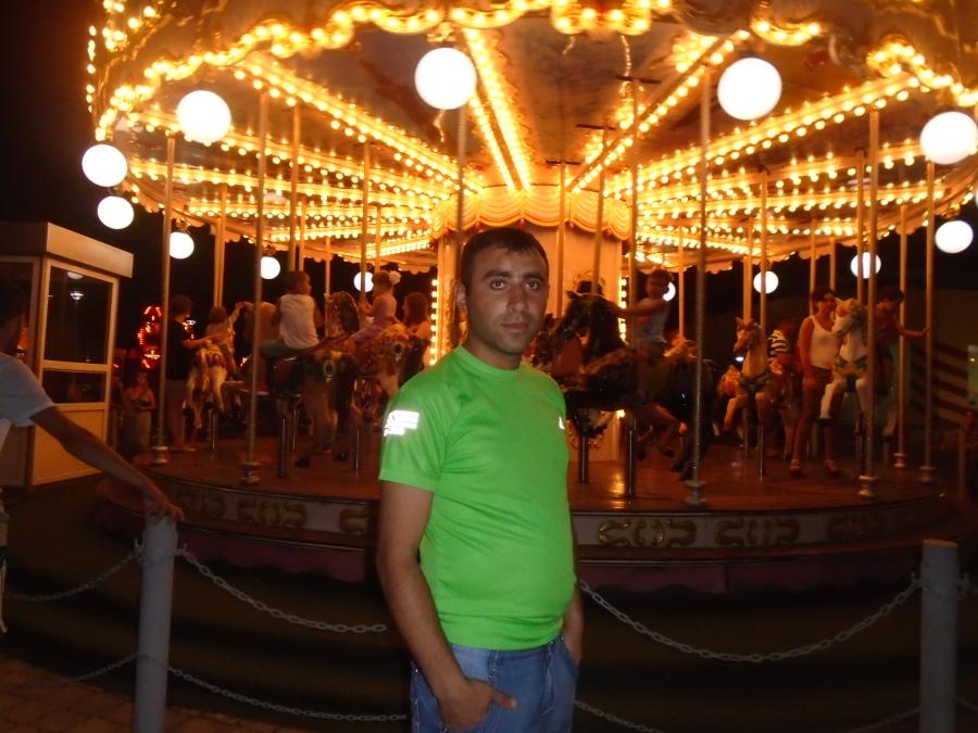 GEORGE, 34, Yerevan, Armenia