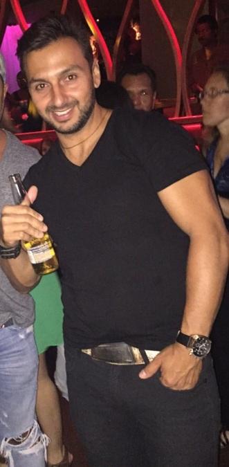 David Cardenas, 39, West Palm Beach, United States
