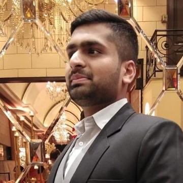 Deepanshu Jain, 25, New Delhi, India