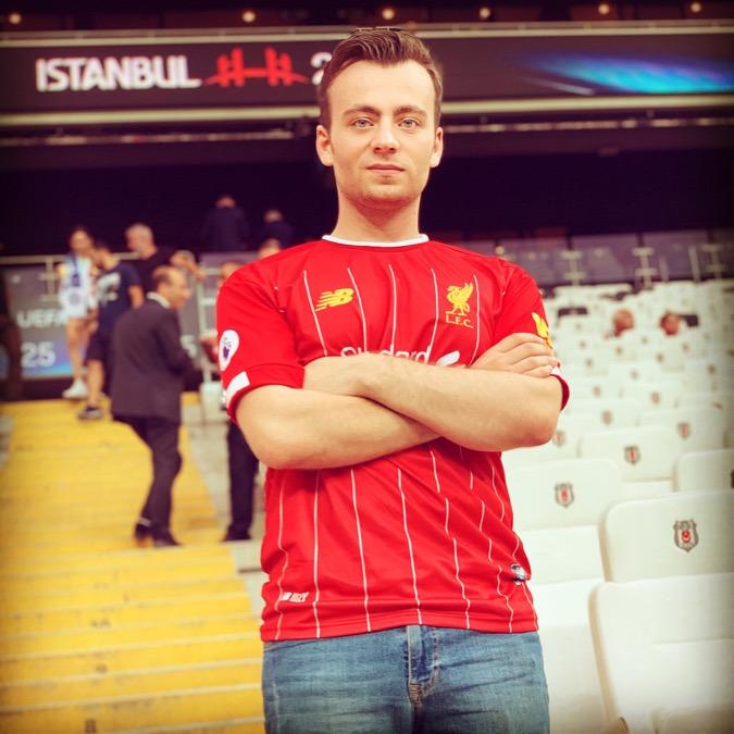 Ali Tandur, 25, Istanbul, Turkey