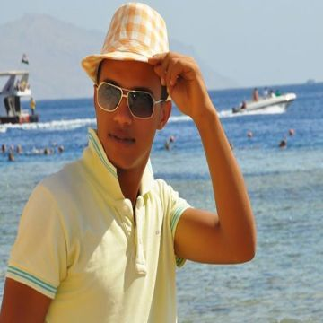 Shrif Ali, 29, Cairo, Egypt