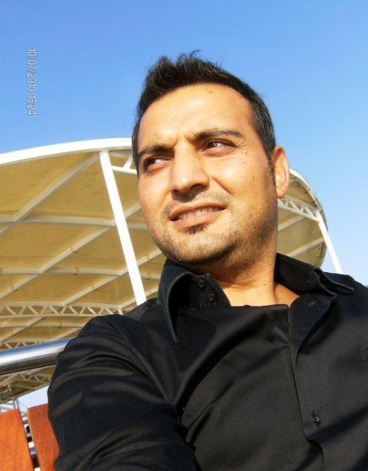Dursun Yılmaz, 41, Istanbul, Turkey